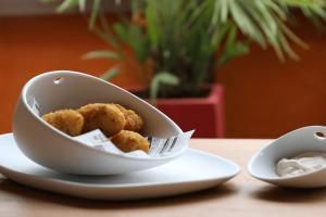 Doña Luz restaurante croquetas